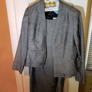 Kasper two piece dress suit